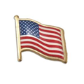 Lapel Pin – Flag USA Made